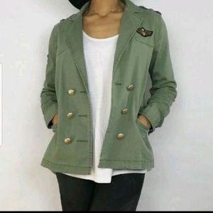CAbi Sergeant Military Style Jacket